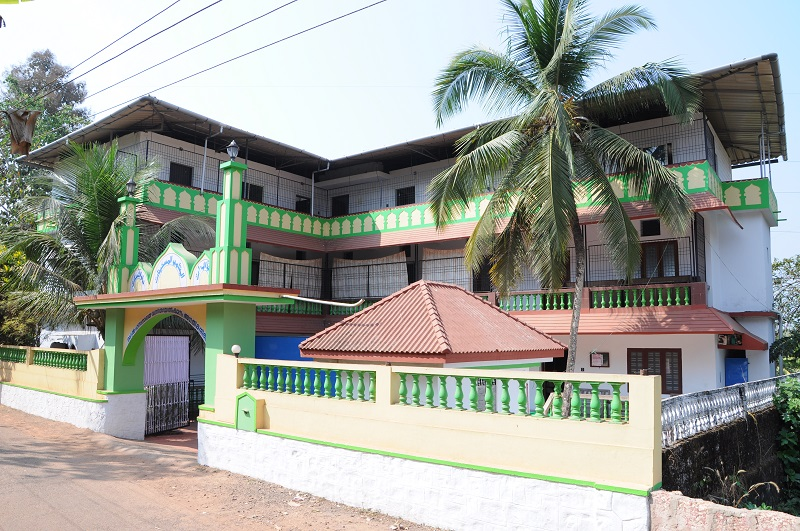 ORPHANAGE AND DESTITUTE HOME